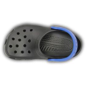 Crocs Classic Clogsit Lapset, graphite/varsity blue